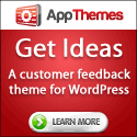 AppThemes Ideas - A customer feedback theme for WordPress